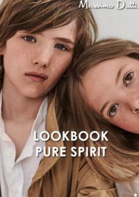 Catalogues et collections Massimo Dutti Women Men Namur : Lookbook Pure Spirit