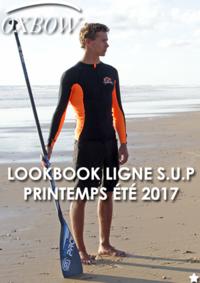 Catalogues et collections Oxbow l'ile st denis : Lookbook Ligne S.U.P printemps été 2017