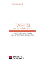 Tarifs Société Générale : Découvrez les tarifs