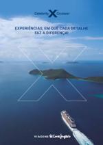 Catálogos e Coleções Viagens El Corte Inglés : Celebrity Cruises
