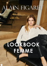Catalogues et collections Alain Figaret : Lookbook femme