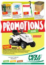 Prospectus Pôle Vert : Promotions Juin