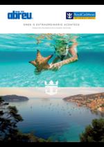 Catálogos e Coleções  : Royal Caribbean Cruzeiros 2017-2018