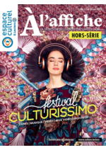 Prospectus Espace culturel E.Leclerc : Festival culturissimo