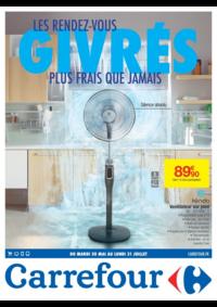 Prospectus Carrefour Rambouillet : Les rendez-vous givrés plus frais que jamais