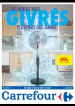 Prospectus Carrefour : Les rendez-vous givrés plus frais que jamais