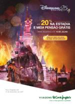 Folhetos Viagens El Corte Inglés : Disneyland Paris -20% na estadia e meia pensão grátis