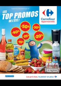 Prospectus Carrefour NINOVE : Les top promos de l'été !