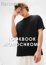 Catalogues et collections Bershka : Lookbook Monochrome