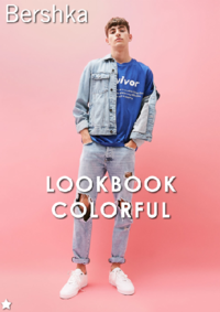 Catalogues et collections Bershka Namur : Lookbook Colorful