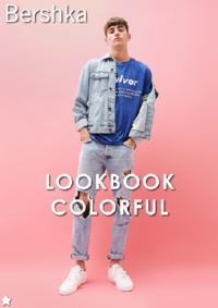 Catálogos e Coleções Bershka Almada Forum : Lookbook Colorful