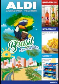 Folhetos Aldi Carregado : Brasil Especialidades