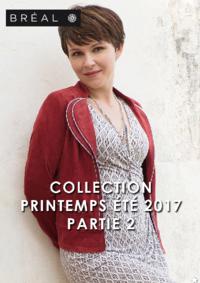 Catalogues et collections Bréal Bois-Colombes : Collection printemps été 2017 partie 2