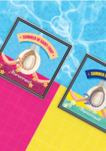 Catalogues et collections Marionnaud : Collection Summer in the pool