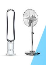 Catalogues et collections FNAC : Ventilateurs - climatiseurs à partir de 14,90€