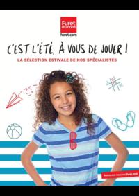 Catalogues et collections Furet du Nord ARCUEIL : C'est lété, à vous de jouer !