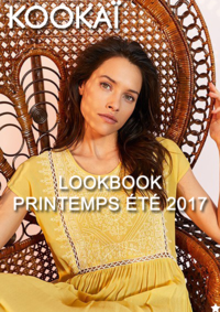 Catalogues et collections KOOKAÏ PARIS 46 rue Saint Denis : Lookbook printemps été 2017