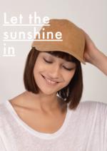 Catálogos e Coleções PARFOIS : Let the sunshine in ☀