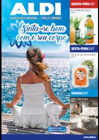 Folhetos Aldi Porto Alto - Samora Correia : Sinta-se bem com o seu corpo