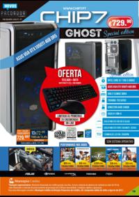 Folhetos CHIP7 Barreiro : Special edition GHOST