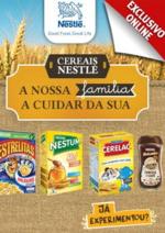 Promoções e descontos Jumbo : Especial Cereais Nestlé