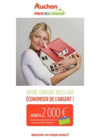 Prospectus Auchan MAUREPAS : Votre confort vous fait économiser de l'argent !
