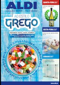 Folhetos Aldi Moita : Ao estilo grego