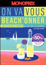 Promos et remises  : On va vous beach'onner