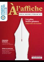 Prospectus E.Leclerc : A l'affiche