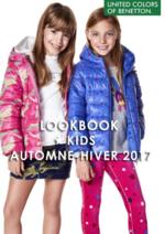 Promos et remises  : Lookbook Kids automne-hiver 2017
