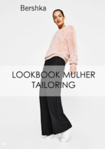 Promoções e descontos  : Lookbook mulher Tailoring