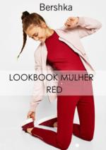 Promoções e descontos  : Lookbook mulher Red