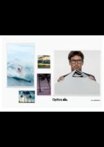 Promos et remises  : Catalogue Optics automne hiver 2017-2018