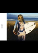 Promos et remises  : Catalogue Wetsuits automne hiver 2017-2018