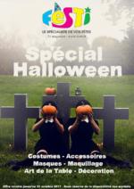 Prospectus  : Spécial Halloween