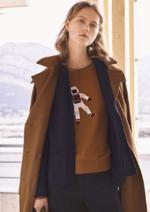 Catalogues et collections Lacoste : Vestiaire d'hiver au féminin