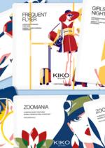 Catalogues et collections Kiko : Craquez pour la mask parade