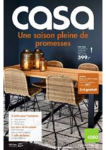 Prospectus Casa : Une saison pleine de promesses
