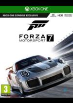 Catalogues et collections Micromania : Nouveau Forza Motorsport 7