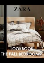 Catálogos e Coleções ZARA HOME : Lookbook The Fall bedrooms