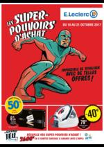 Prospectus  : Les super-pouvoirs d'achat