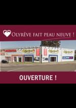 Evénements Olyrêve : Ouverture