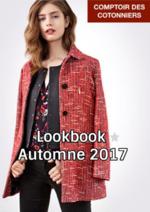 Catalogues et collections Comptoir des cotonniers : Lookbook automne 2017