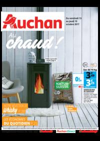 Prospectus Auchan ILLKIRCH GRAFFENSTADEN : Au chaud !