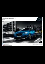 Tarifs opel : Nouvel Opel Grandland X