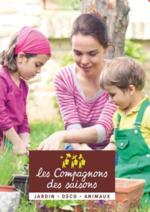Catalogues et collections Les compagnons des saisons : Carnet d'automne