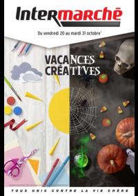 Prospectus Intermarché Hyper REDON : Vacances créatives