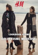 Catalogues et collections H&M : Lookbook femme Éclectisme moderne