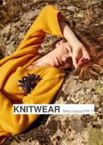 Catálogos e Coleções Sfera : Lookbook mulher casual FW 17: Knitwear