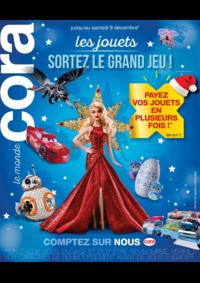 Prospectus Cora LONGEVILLE-LÈS-SAINT-AVOLD : Les jouets, sortez le grand jeu !